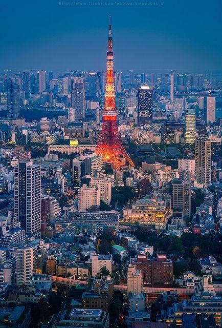 Galleria foto - Tokyo Giappone vacanze informazioni e consigli utili Foto 7
