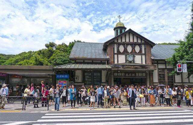 Galleria foto - Tokyo Giappone vacanze informazioni e consigli utili Foto 5