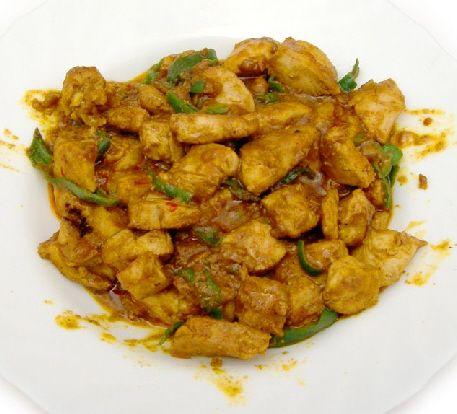 Ricetta Pollo al Curry