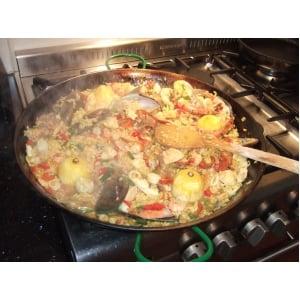 cucinare la paella