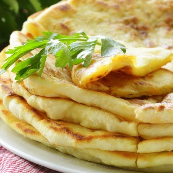 Ricetta pane indiano farcito con patate
