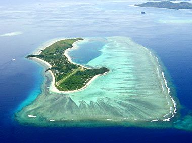 Fiji Mana Island informazioni