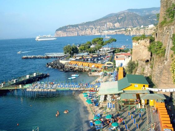 Spiagge Sorrento