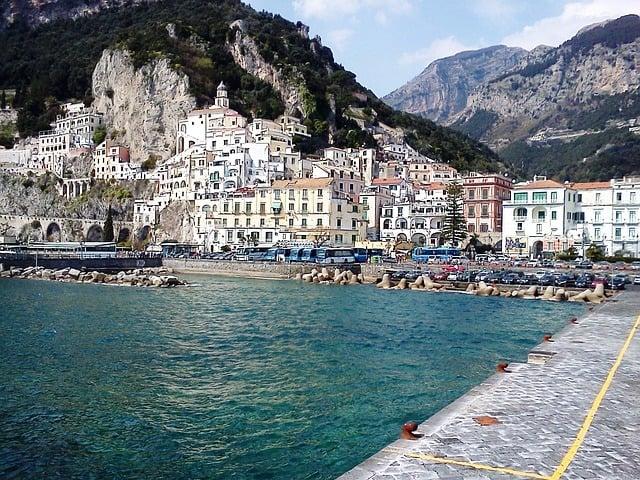 Trattoria da Ciccio  Amalfi