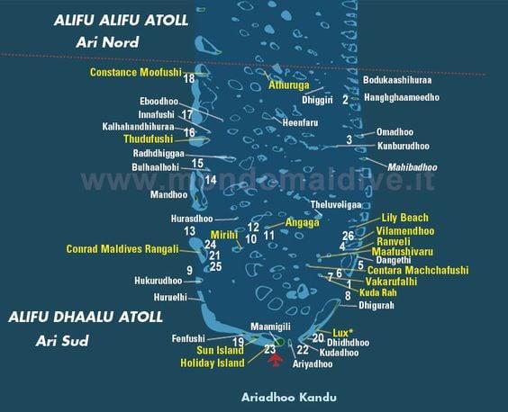 maldive-mappa