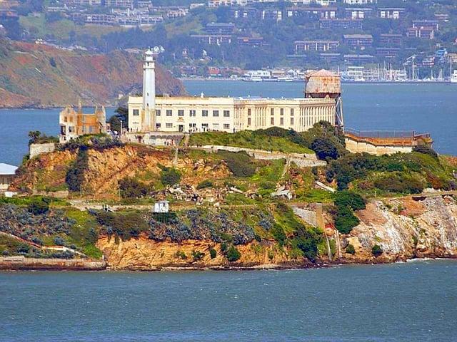 San Francisco visita ad Alcatraz