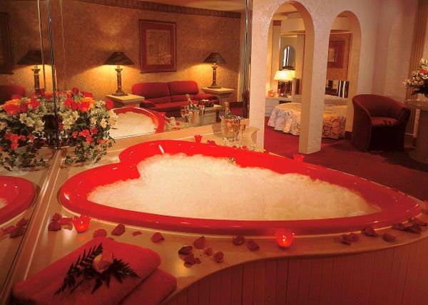 Vasca Da Bagno Romantica : Bagno romantico immagini