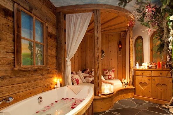 Weekend romantico idee consigli for Le piu belle baite in montagna