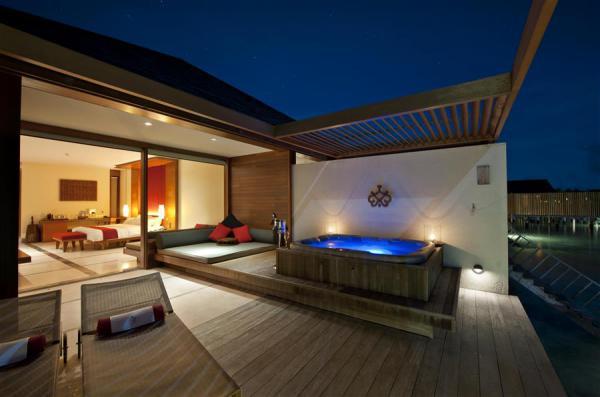 Resort di lusso Maldive Atoll Paradise