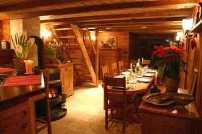 Natale e capodanno in baita for Arredamento baita montagna