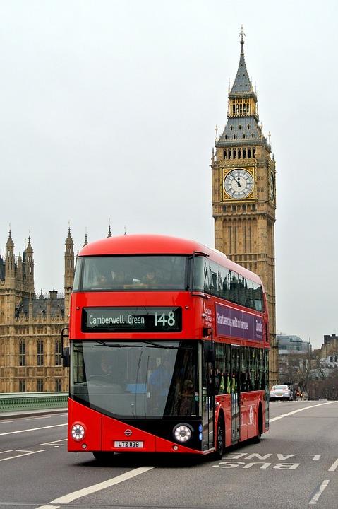 Galleria foto - Nuovi bus a Londra Foto 1