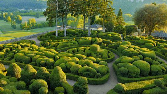 Giardini del Castello di Marqueyssac