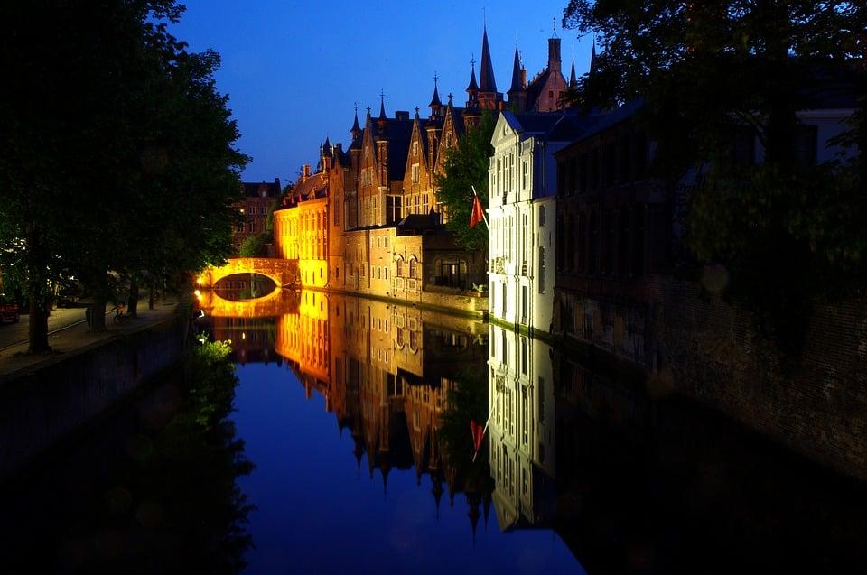 Un giorno a Bruges