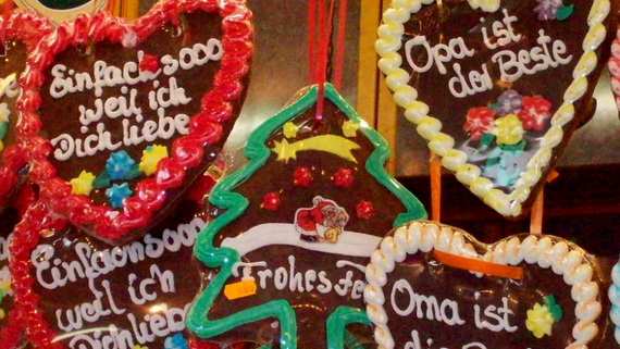 dolci natalizi tedeschi