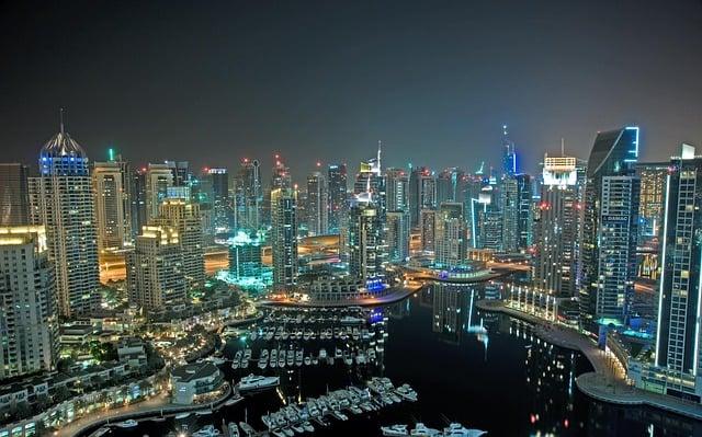 Emirati Arabi visitare Dubai