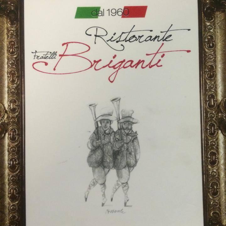 Trattoria Fratelli Briganti Firenze