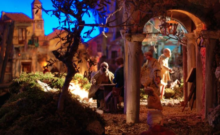 Galleria foto - Presepi in Campania: Cava de' Tirreni Foto 3