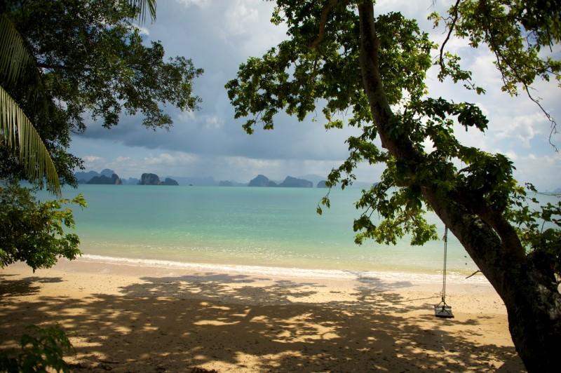 Koh yao noi tour dell 39 isola thailandese for Arredamento thailandese