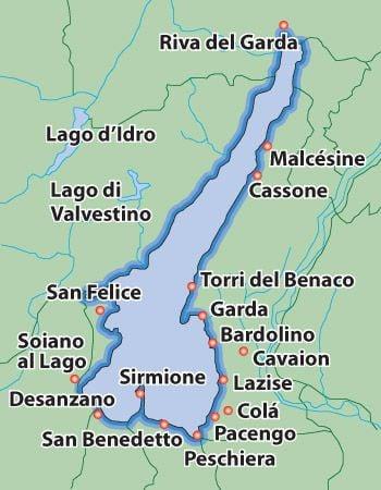 Cartina Lago Di Garda E Dintorni.Il Vittoriale Lago Garda Via Vittorio Emanuele Ii 75 Messina