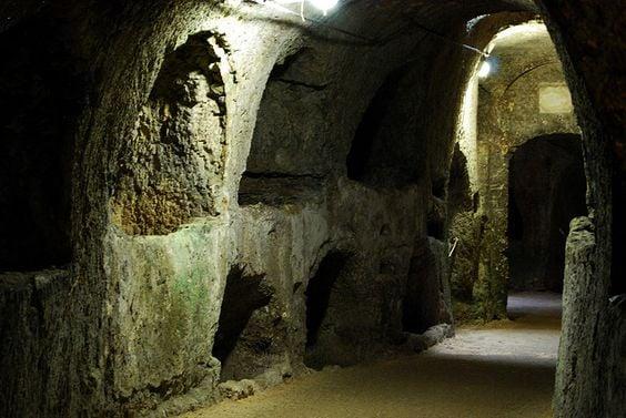 siracusa-catacombe