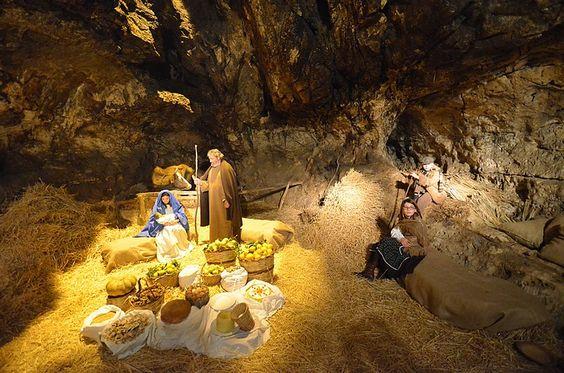 presepevivente-grotta