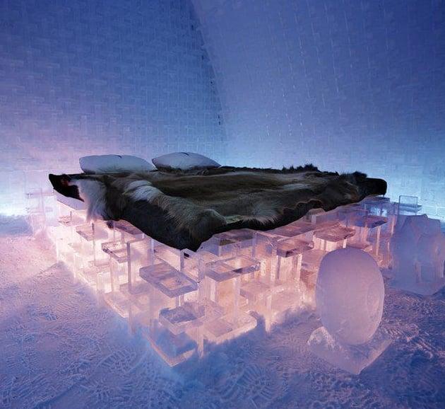 Hotel di ghiaccio informazioni e consigli
