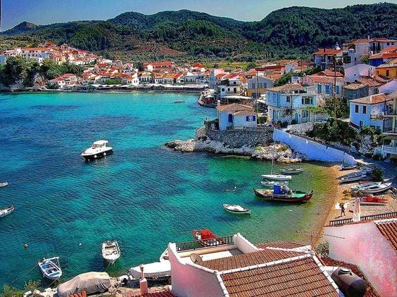 Samos Grecia vacanze