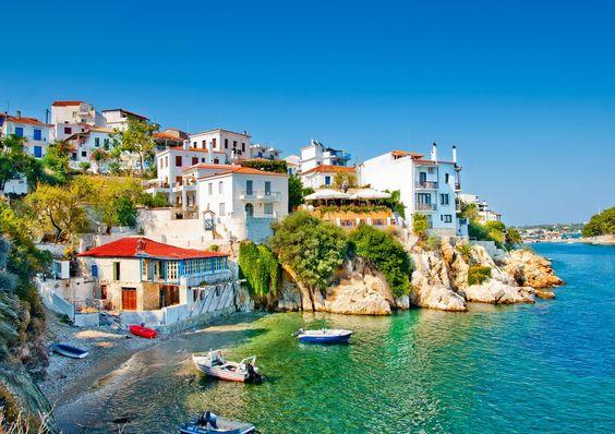Skiathos Grecia vacanze