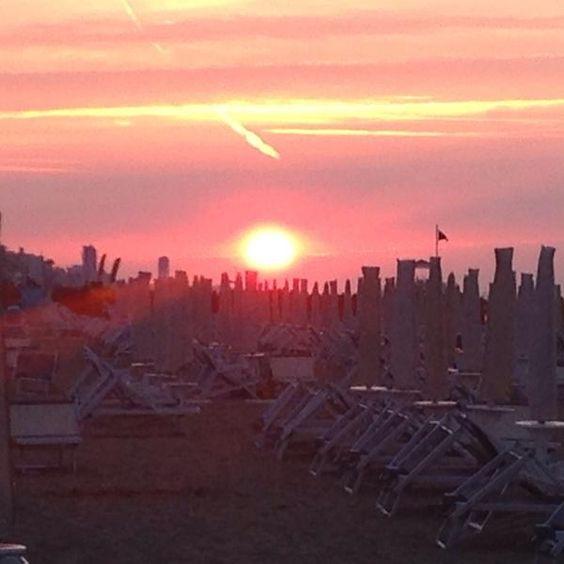jesolo-tramonto