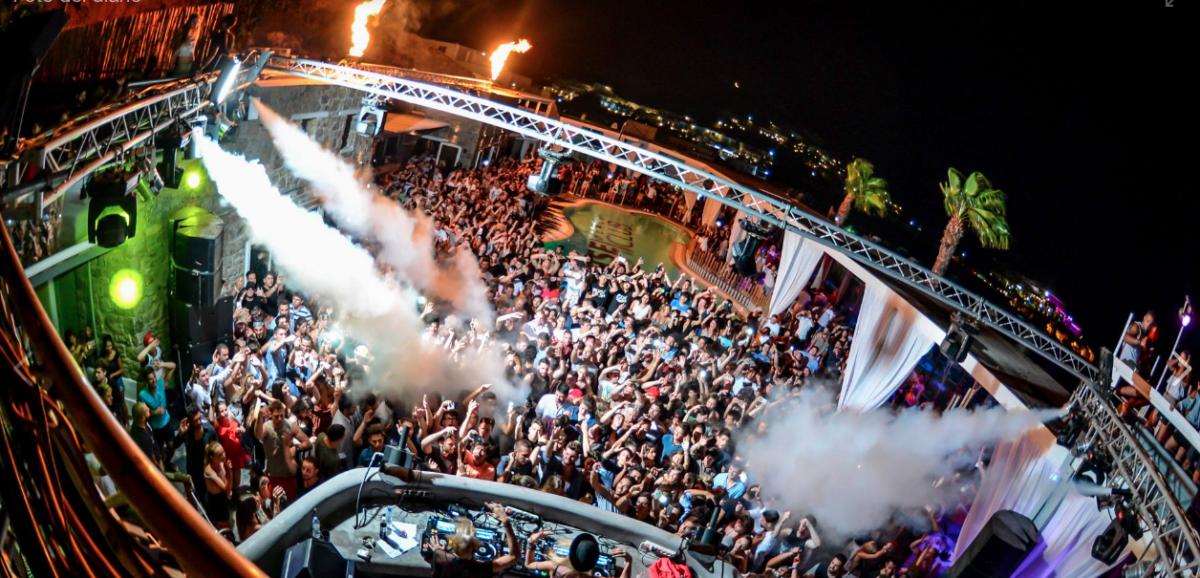 Mykonos discoteche e locali notturni