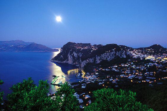 Capri locali notturni e discoteche
