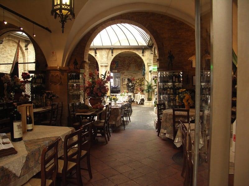 Dove mangiare a San Gimignano