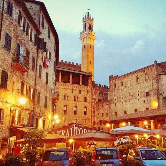 Trattoria Matrimonio Toscana : Siena dove mangiare bene spendendo poco