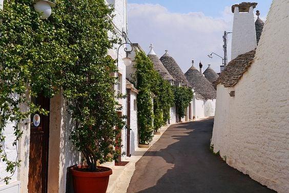 Alberobello dove mangiare bene