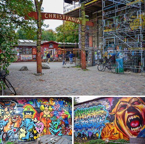copenahne-Christiania