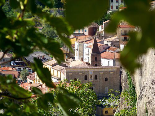 castelmezzano-chiesa