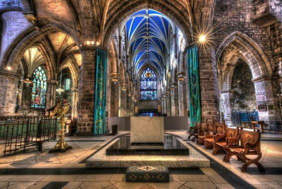 edimburgo-cattedrale