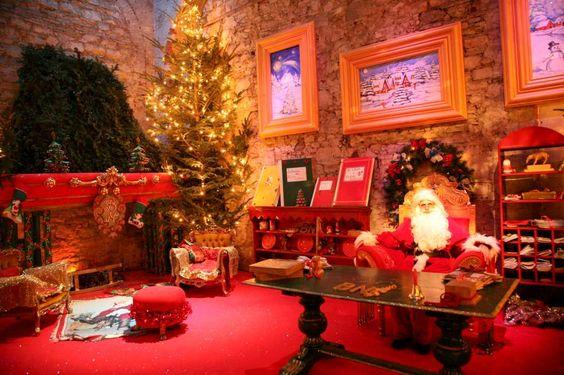 Parco Di Babbo Natale.Salerno Villaggio Di Babbo Natale Orari E Prezzi