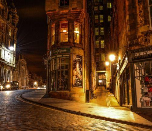 Edimburgo vita notturna
