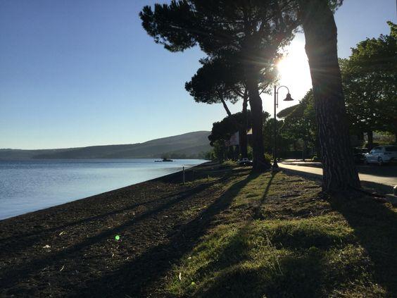 Lago di Bracciano ristoranti