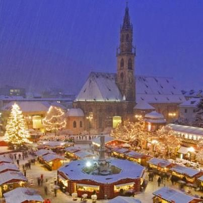 Foto Merano Mercatini Di Natale.Mercatini Di Natale Merano