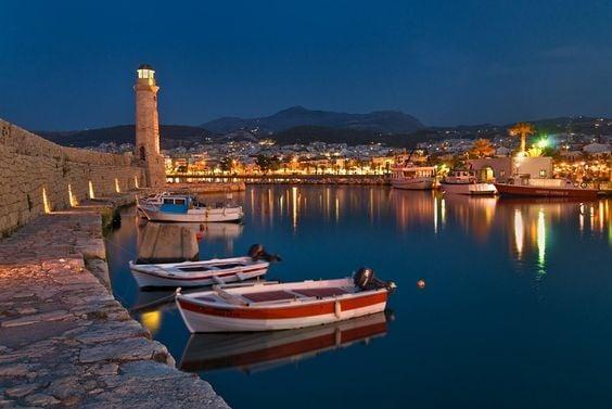 Chania Crete incontri