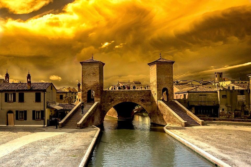 Comacchio turismo