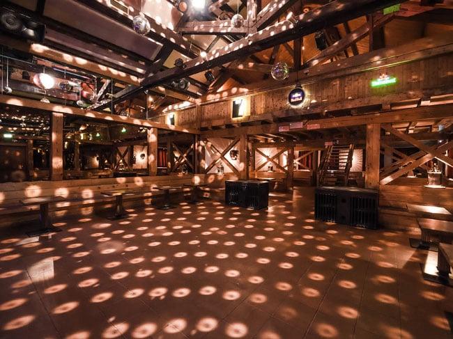 Galleria foto - Cortina discoteche e locali notturni Foto 1