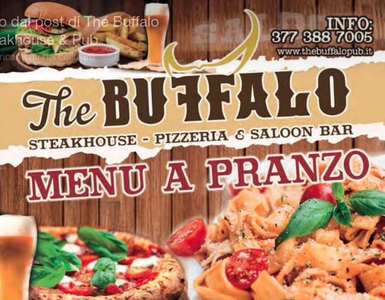 The Buffalo Pub SteakHouse Pizzeria Mercato San Severino
