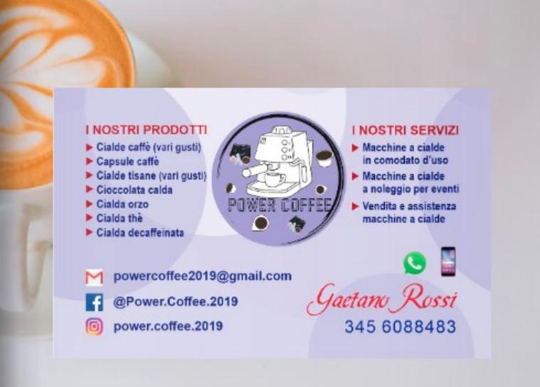 Galleria foto - Power Coffee Mercato San Severino: noleggio macchine per caffè, vendita cialde e capsule Foto 1