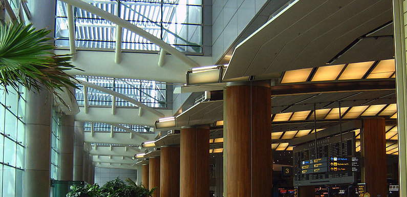 Galleria foto - L'aeroporto più bello del mondo Foto 5