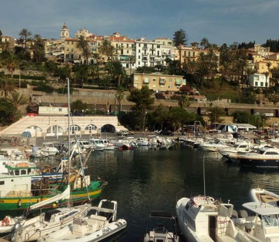 bordighera-porto