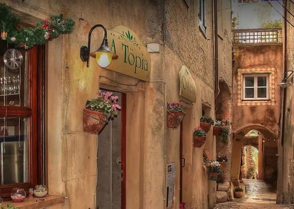 Galleria foto - Borgio Verezzi dove mangiare bene spendendo poco Foto 6