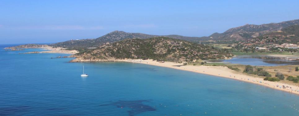 Spiagge Chia